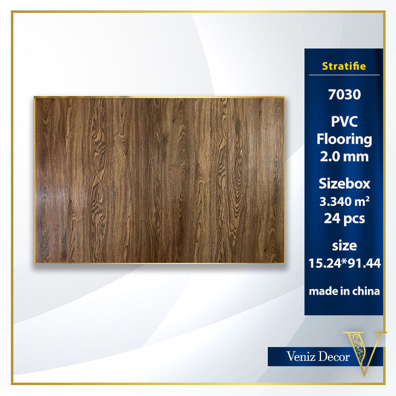 تصویر کفپوش PVC استراتیف کد: 7030