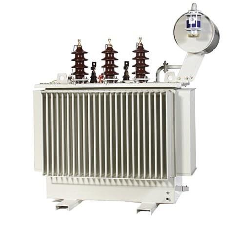 تصویر ترانسفورماتور توزیع روغنی سه فاز کم تلفات ۸۰۰kVA ردیف ۲۰kV Oil Type Distribution Transformers 800KVA
