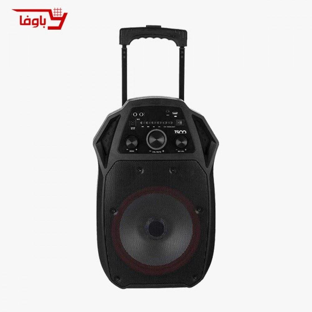 تصویر پخش کننده خانگی بلوتوثی قابل حمل تسکو مدل TS 1850 TSCO TS 1850 Portable Bluetooth Media Player