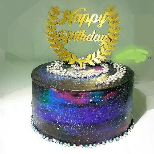 گلکسی کیک کهکشانی |