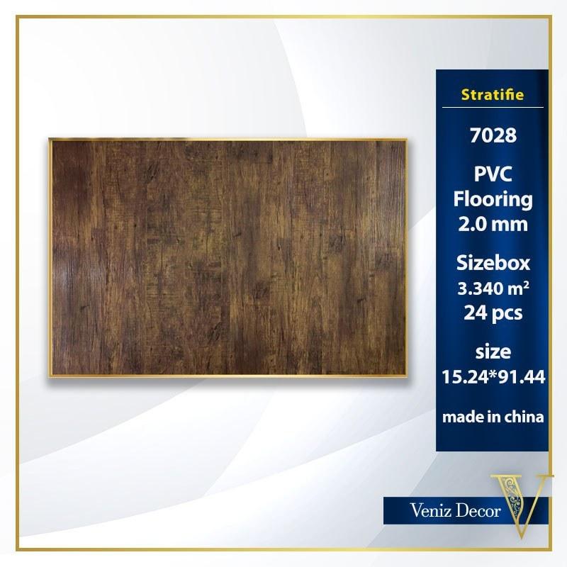 تصویر کفپوش PVC استراتیف کد: 7028