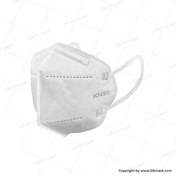 تصویر ماسک پزشکی KN95 Medical mask KN95