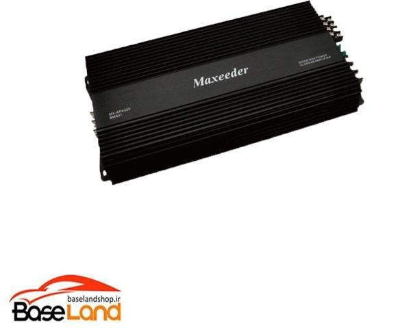 عکس آمپلی فایر 4 کانال مکسیدر801  امپلی-فایر-4-کانال-مکسیدر801