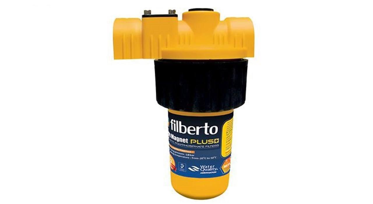فیلتر پلی فسفات پکیج دیواری برند filberto -poly magnet plus