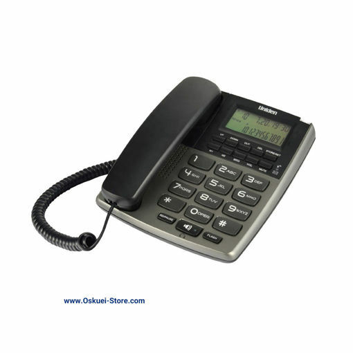 تصویر تلفن روميزي یونیدن مدل AS 7402