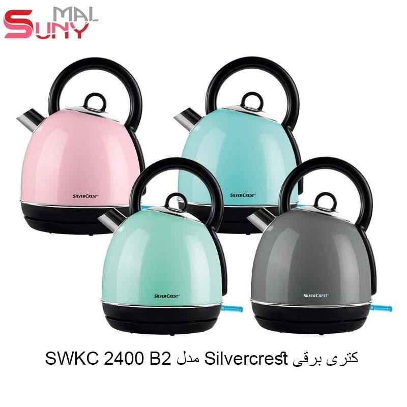 تصویر کتری برقی Silvercrest مدل SWKC 2400 B2