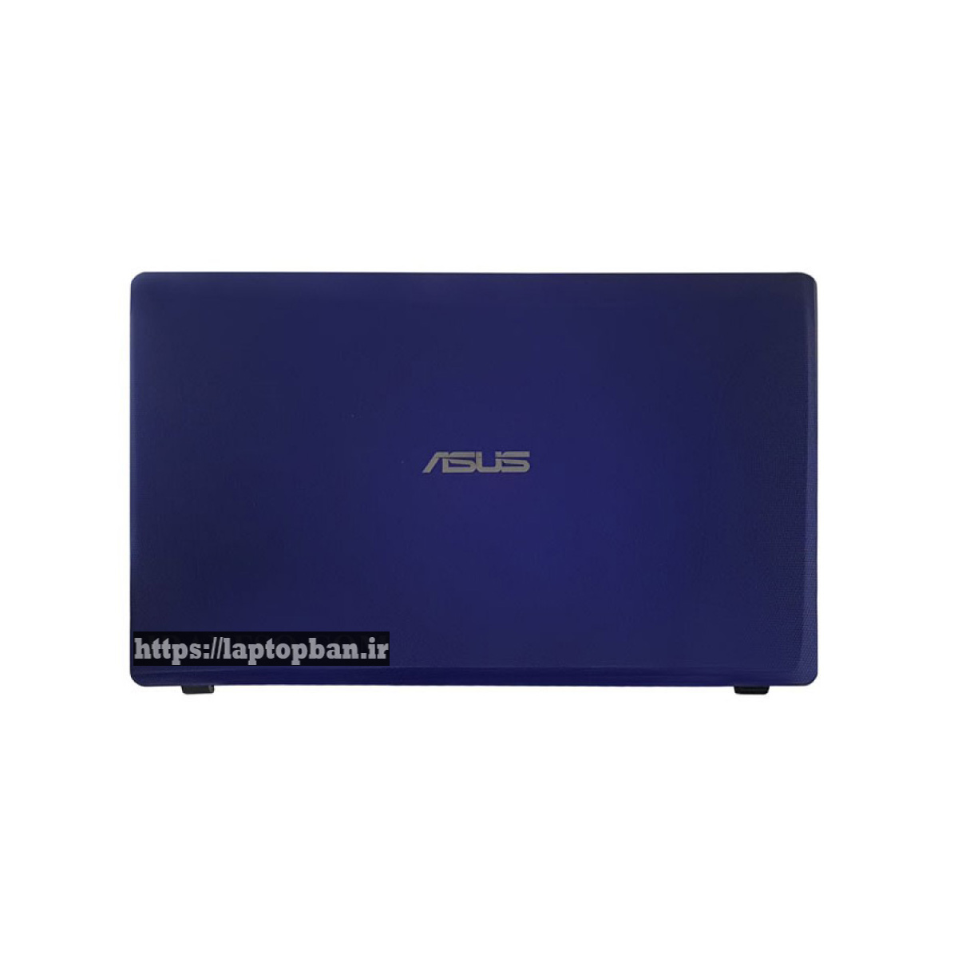 قاب پشت ال سی دی لپ تاپ ایسوس Asus X550 آبی
