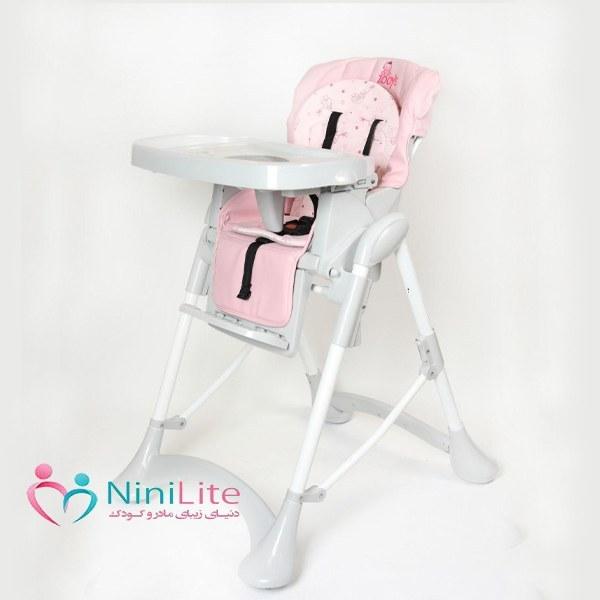 تصویر صندلی غذاخوری نوزاد (zooye baby) مدل ساده ا zooye baby feeding chair simple zooye baby feeding chair simple