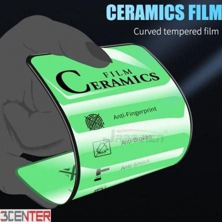 برچسب گلس نشکن سرامیک Ceramucs glass full 9D HONOR 8X |