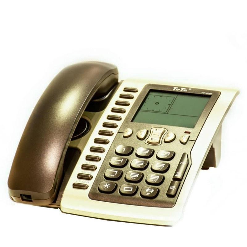 تصویر تلفن رومیزی تیپ تل TipTel Tip-6097