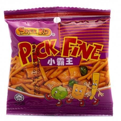 عکس چیپس میگو Pick fine  چیپس-میگو-pick-fine
