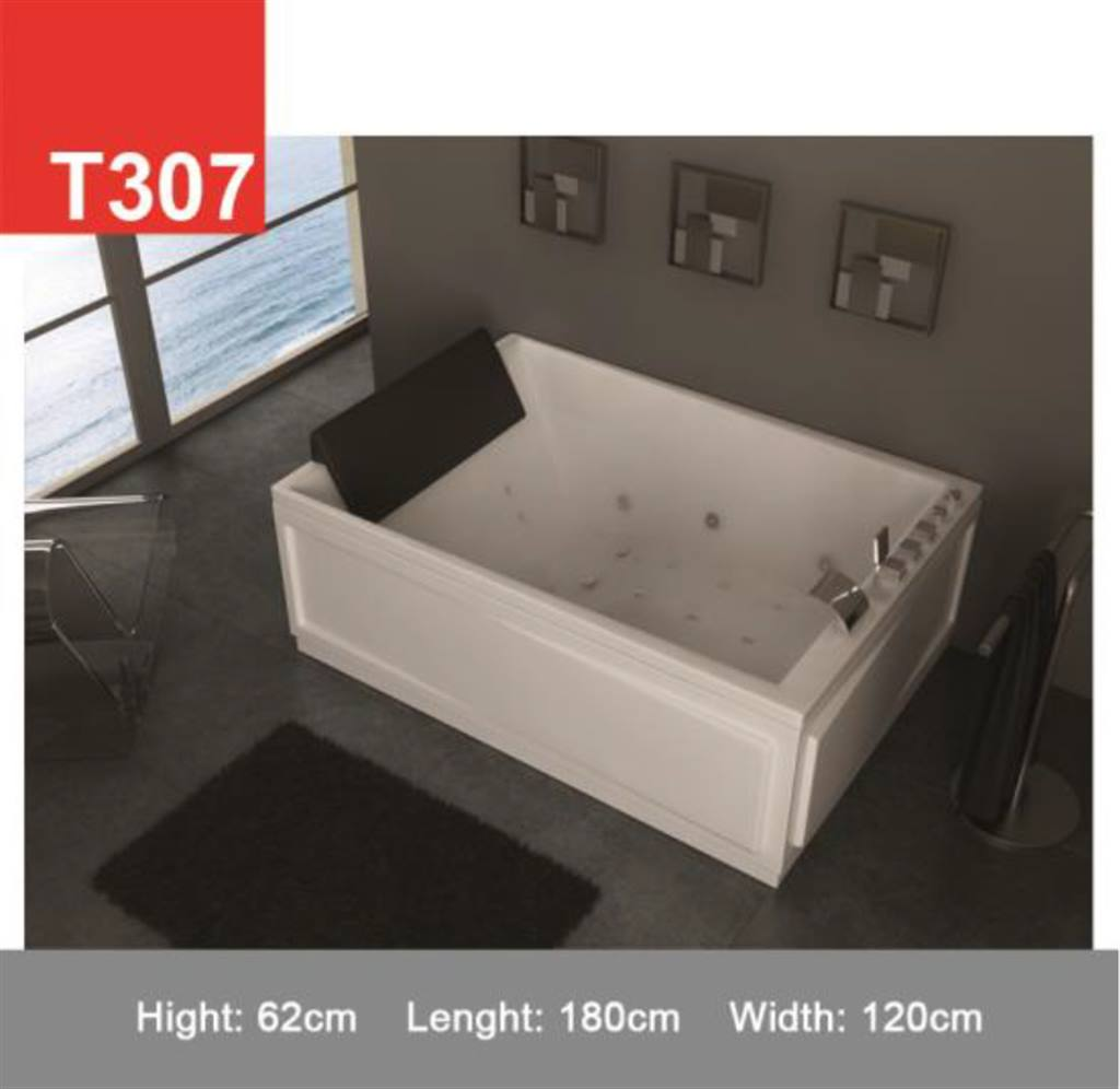 عکس وان و جکوزی حمام Tenser مدل T307  وان-و-جکوزی-حمام-tenser-مدل-t307