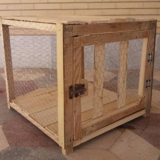 قفس چوبی نو
