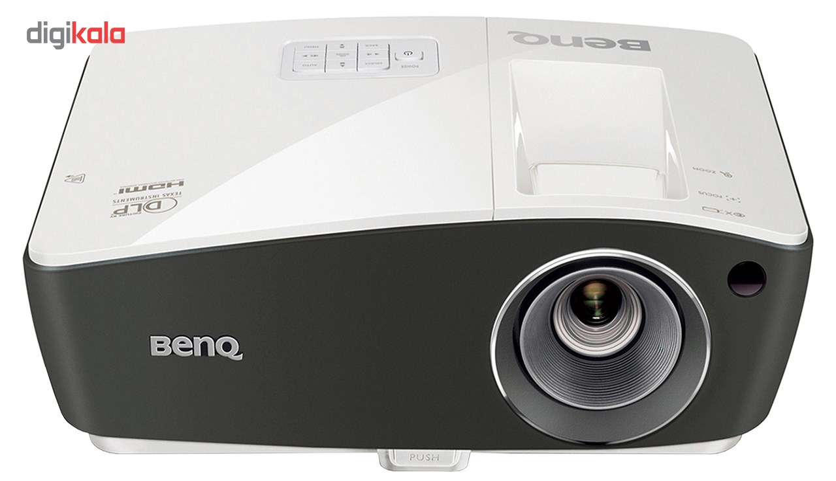 تصویر ویدئو پروژکتور بنکیو مدل تی اچ 670 ویدئو پروژکتور بنکیو TH670 Home Entertainment DLP Projector