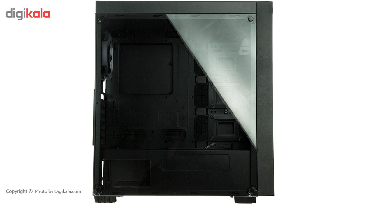 img کیس کامپیوتر مسترتک مدل Atis Glass کیس Case مسترتک Atis Glass Computer Case