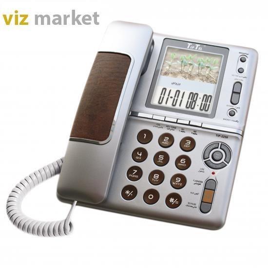 تصویر تلفن تیپ تل مدل 2250