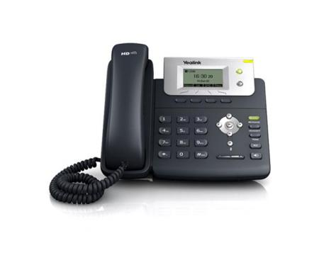 تصویر گوشی شبکه یلینک Yealink T21p e2 IP Phone