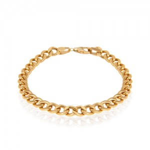 دستبند طلا زنانه کارتیه کد cb340a