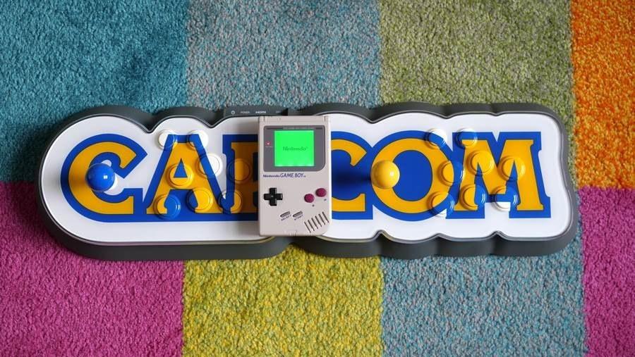main images کنسول Capcom Home Arcade