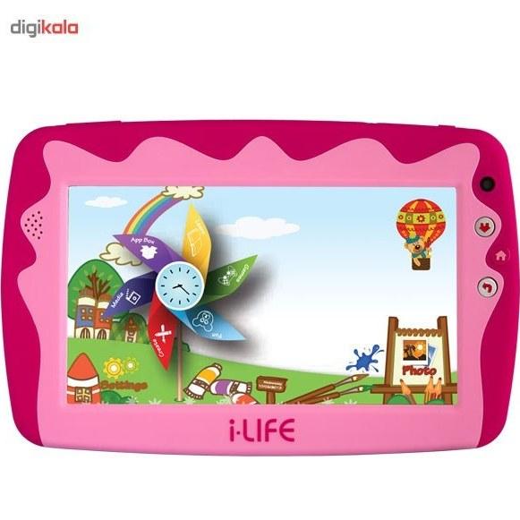 img تبلت آي لايف مدل Kids Tab 4 - ظرفيت 8 گيگابايت i-Life Kids Tab 4 Tablet - 8GB