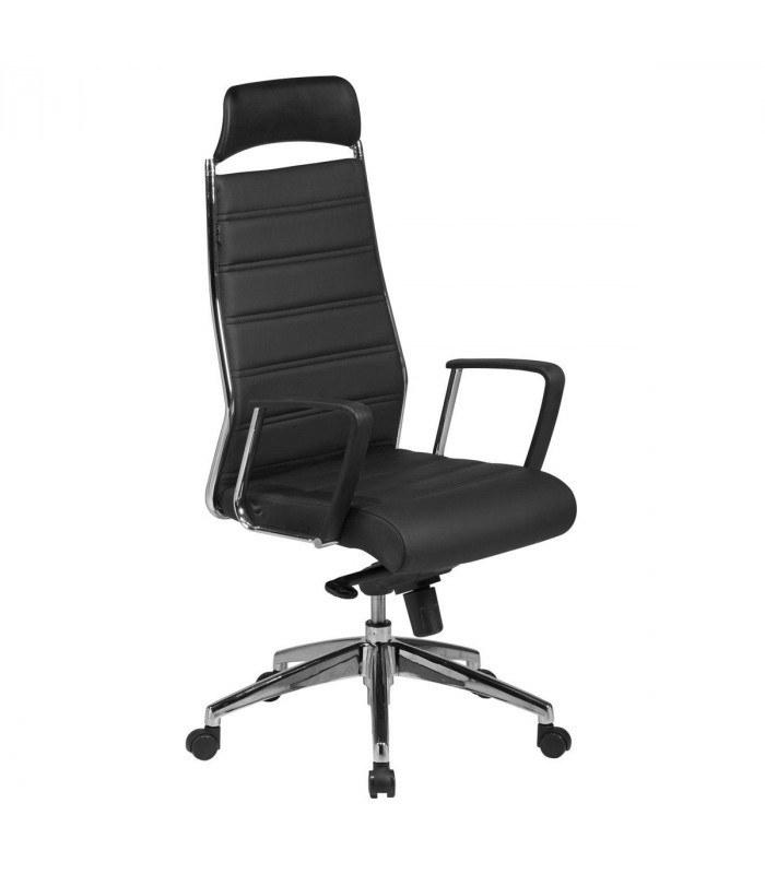 صندلی مدیریتی راحتیران T7120 با روکش چرم یا پارچه