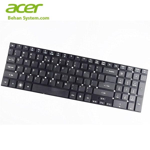 به همراه لیبل کیبورد فارسی جدا گانه | کیبورد لپ تاپ Acer مدل Aspire ES1-531