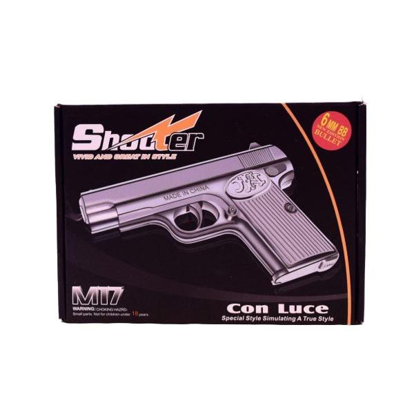 تصویر کلت ساچمه ای فلزی Shooter مدل M17
