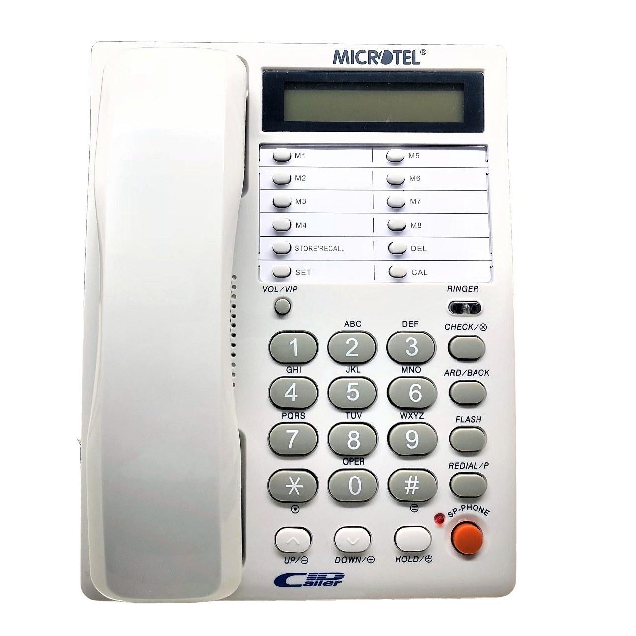 تصویر تلفن میکروتل مدل KX-TSC29CID