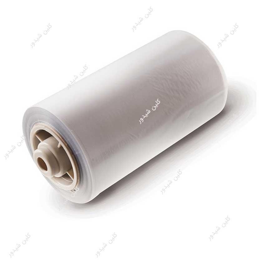 تصویر کاور کفش یکبار مصرف PVC مخصوص دستگاه کاور حرارتی 1000 عددی