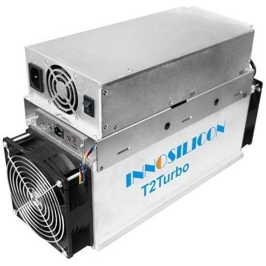 تصویر دستگاه ماینر اینوسیلیکون مدلT2 Turbo 36Th دستگاه ماینینگ اینوسیلیکون T2 Turbo 36Th BTC Miner