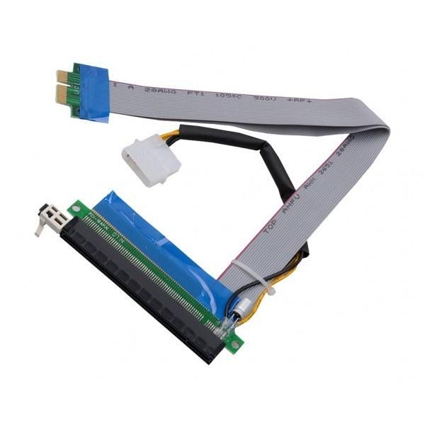 تبدیل PCI-E گرافیک 1X به 16X |