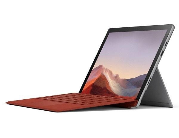تصویر تبلت مایکروسافت Surface Pro 7 Core i7 16GB 512GB Tablet With Signature Keyboard