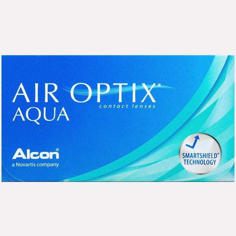 تصویر لنز طبی فصلی سیلیکونی Airoptix