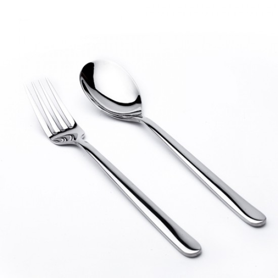 قاشق و چنگال غذاخوری یونیک مدل دونا(نگیر)