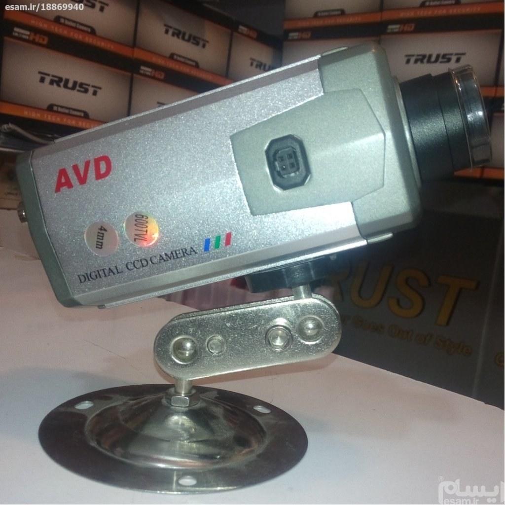 main images دوربین مداربسته صنعتی