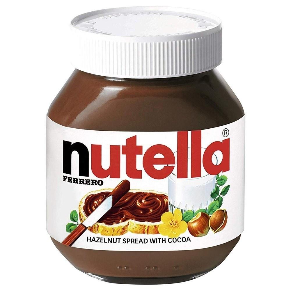 تصویر شکلات صبحانه نوتلا ۳۵۰ گرمی  Nutella Ferrero 350 gr