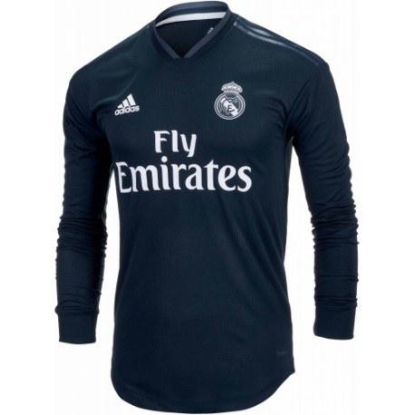 پیراهن آستین بلند رئال مادرید فصل2019-2018