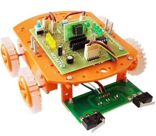 تصویر پکیچ رباتیک ماشین هوشمند