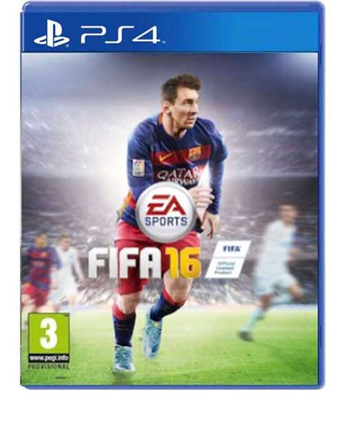 بازی فیفا ۱۶ مخصوص PS۴ | SONY PlayStation4 FIFA 16 Game