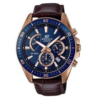 ساعت مچی عقربه ای مردانه کاسیو مدل EFR-552GL-2AVUDF   Casio EFR-552GL-2AVUDF Watch For Men