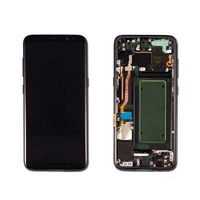 تاچ و ال سی دی گوشی موبایل سامسونگ Samsung S8 |