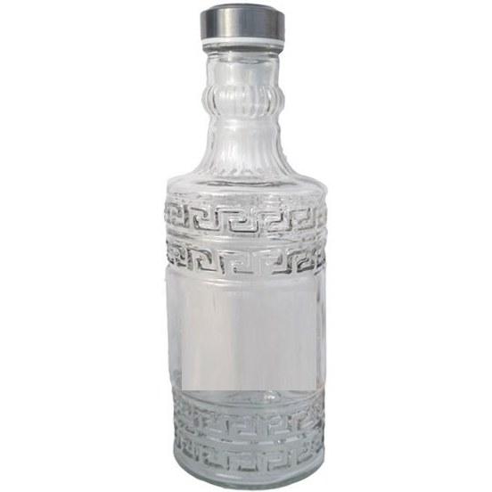 تصویر بطری آب گرد طاها
