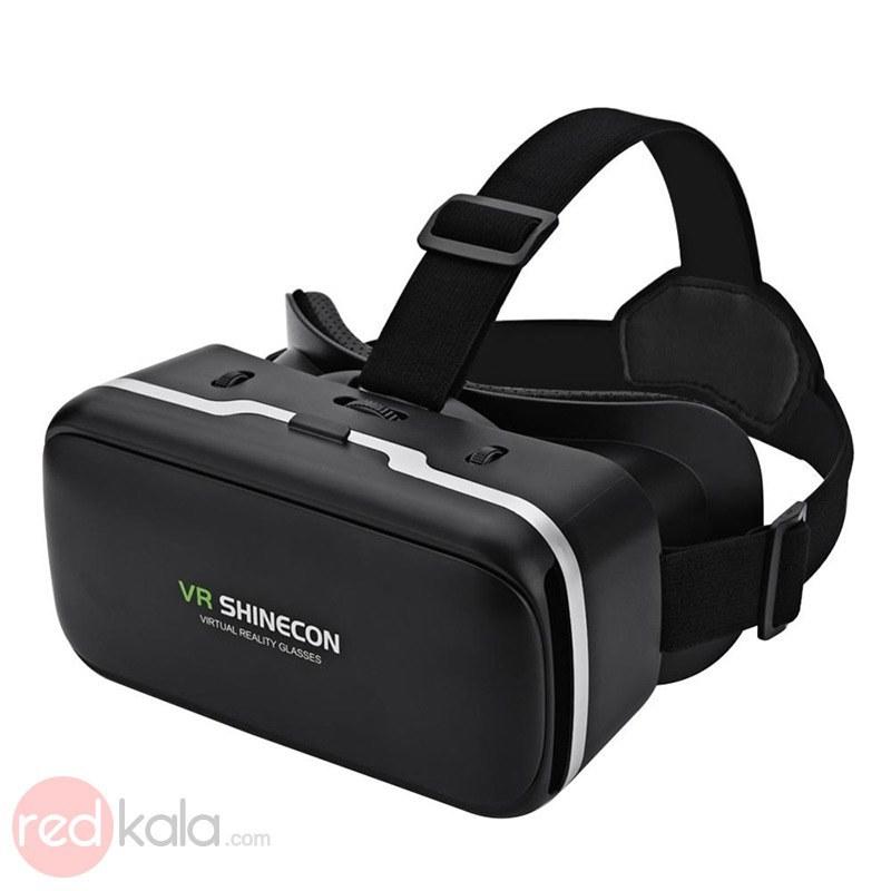 تصویر هدست واقعیت مجازی شاینکن مدل 3th Gen Shinecon 3th Gen Virtual Reality Headset