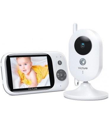 تصویر پیجر و دوربین امنیتی ویکتور Victure Baby Monitor
