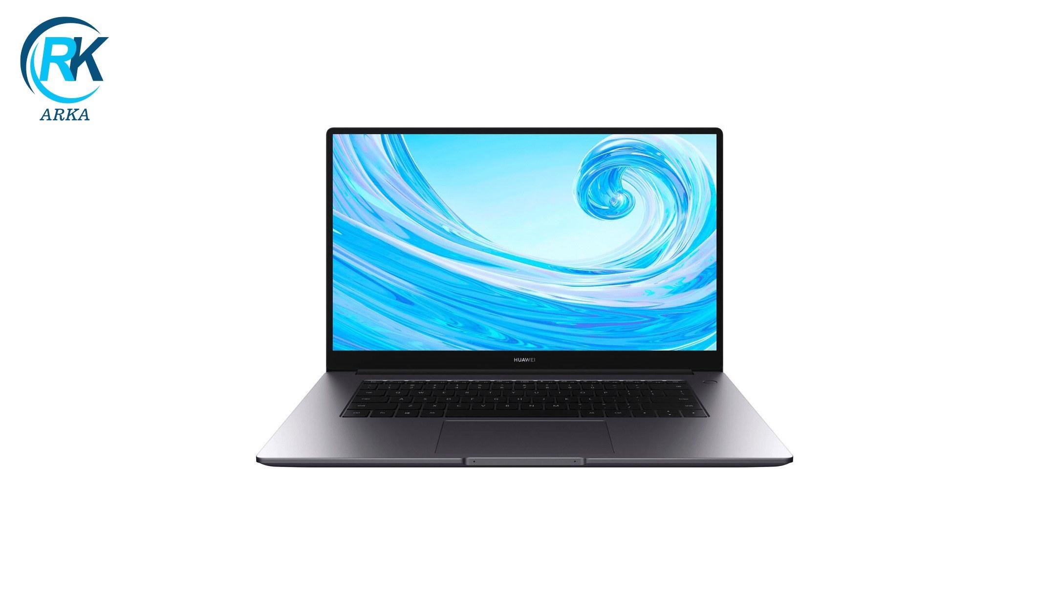 تصویر هواوی-میت بوک-Huawei MateBook D 15 Corei5 10210U 8G 1+256S 2G NoteBook Huawei MateBook D 15 Corei5 10210U 8G 1+256S 2G NoteBook
