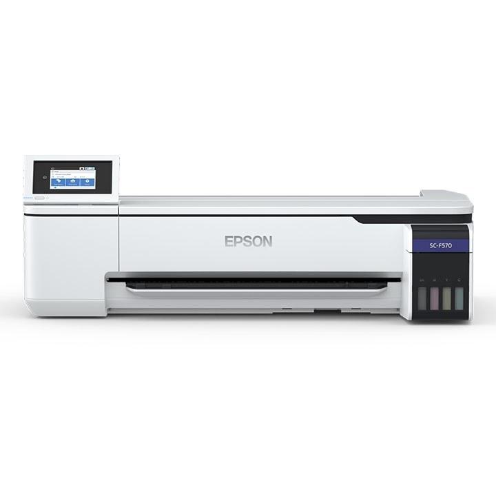 تصویر پلاتر سابلیمیشن اپسون مدل SureColor SC-F500 EPSON Plotter SureColor SC-F500