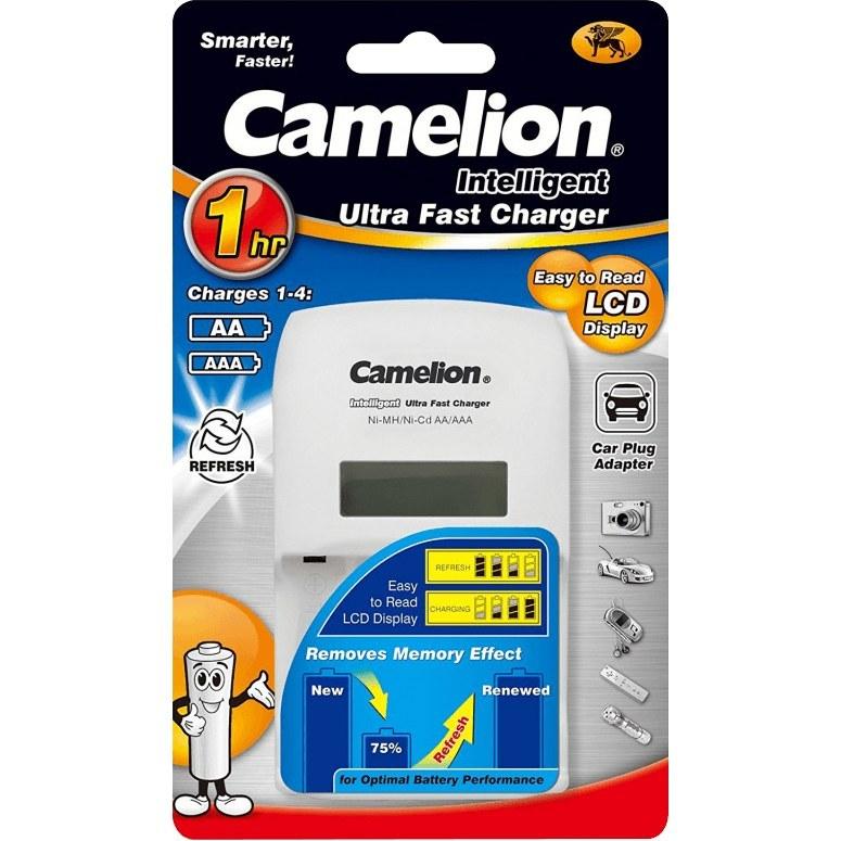 شارژر سریع باتری CAMELION مدل BC-0907