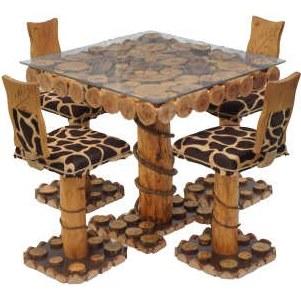 میز و صندلی ناهارخوری مدل GMM4 |
