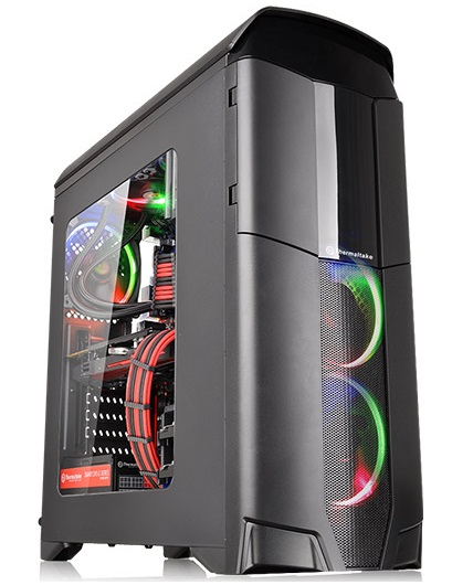 main images کیس ترمالتیک مدل ورسا ان 26 کیس Case ترمالتیک Versa N26 Window Mid Tower Case
