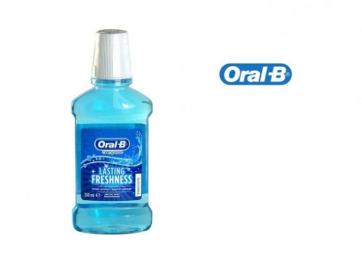 دهان شویه Oral-B
